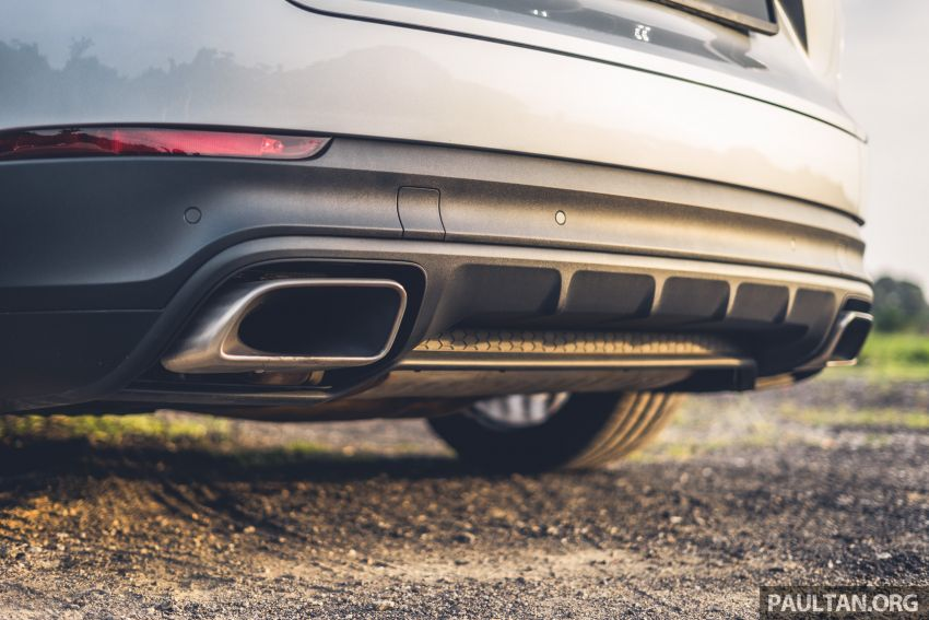 Porsche Club Malaysia Drive of the Year 2019: driving back to KL in Cayenne and Panamera Sport Turismo Image #933361