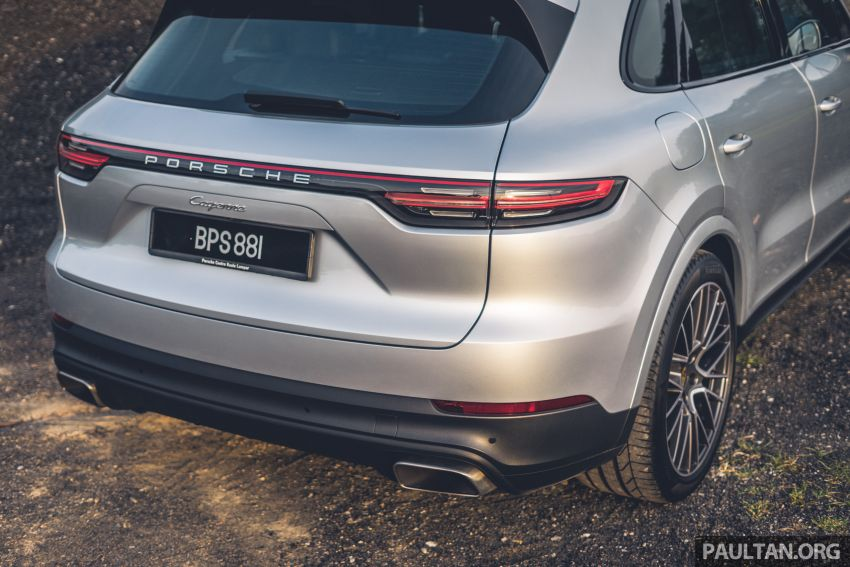 Porsche Club Malaysia Drive of the Year 2019: driving back to KL in Cayenne and Panamera Sport Turismo Image #933362