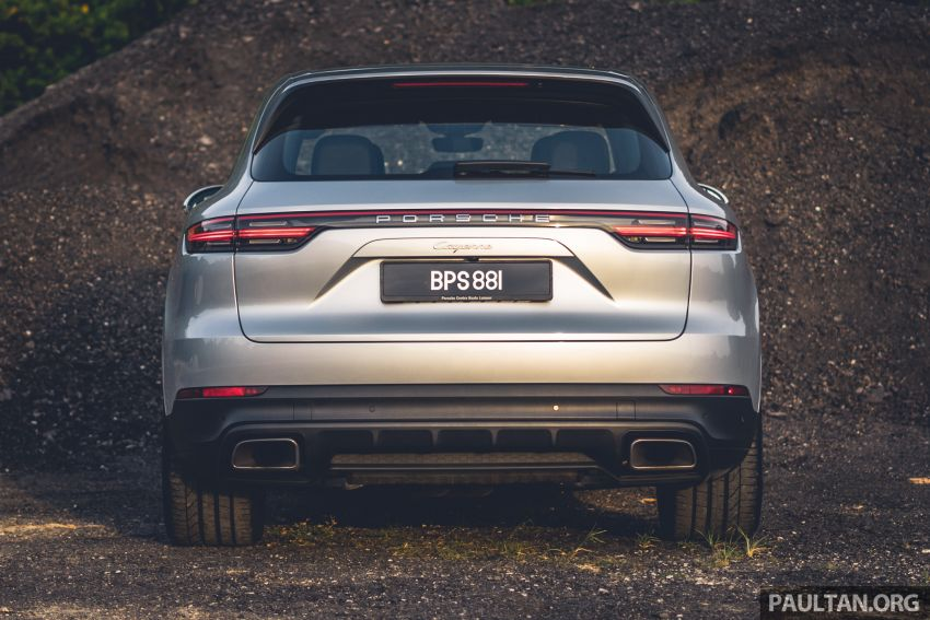 Porsche Club Malaysia Drive of the Year 2019: driving back to KL in Cayenne and Panamera Sport Turismo Image #933363