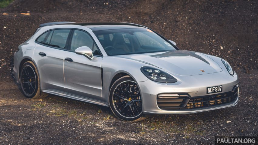 Porsche Club Malaysia Drive of the Year 2019: driving back to KL in Cayenne and Panamera Sport Turismo Image #933366