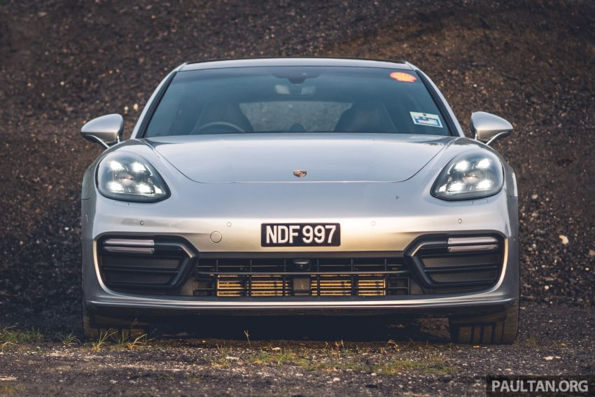 Porsche Club Malaysia Drive of the Year 2019: driving back to KL in Cayenne and Panamera Sport Turismo Image #933367