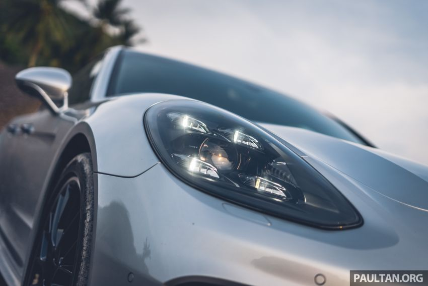 Porsche Club Malaysia Drive of the Year 2019: driving back to KL in Cayenne and Panamera Sport Turismo Image #933368