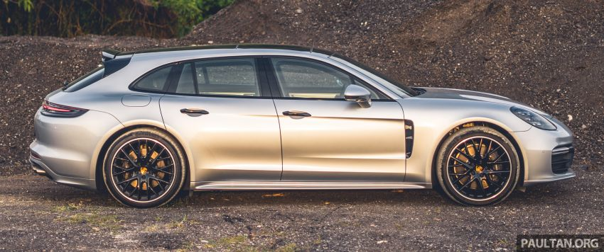 Porsche Club Malaysia Drive of the Year 2019: driving back to KL in Cayenne and Panamera Sport Turismo Image #933374