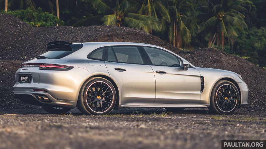 Porsche Club Malaysia Drive of the Year 2019: driving back to KL in Cayenne and Panamera Sport Turismo Image #933375