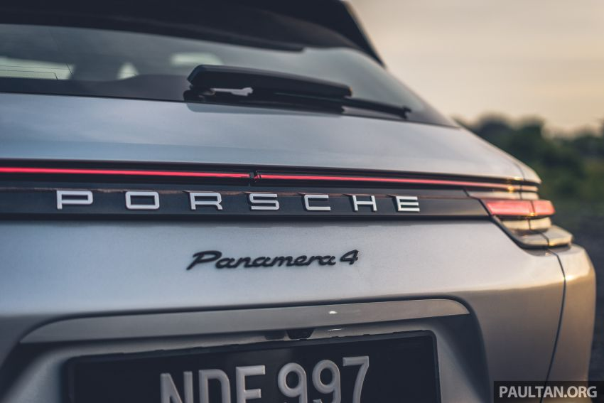 Porsche Club Malaysia Drive of the Year 2019: driving back to KL in Cayenne and Panamera Sport Turismo Image #933376
