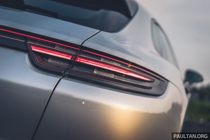 Porsche Club Malaysia Drive of the Year 2019: driving back to KL in Cayenne and Panamera Sport Turismo Image #933377