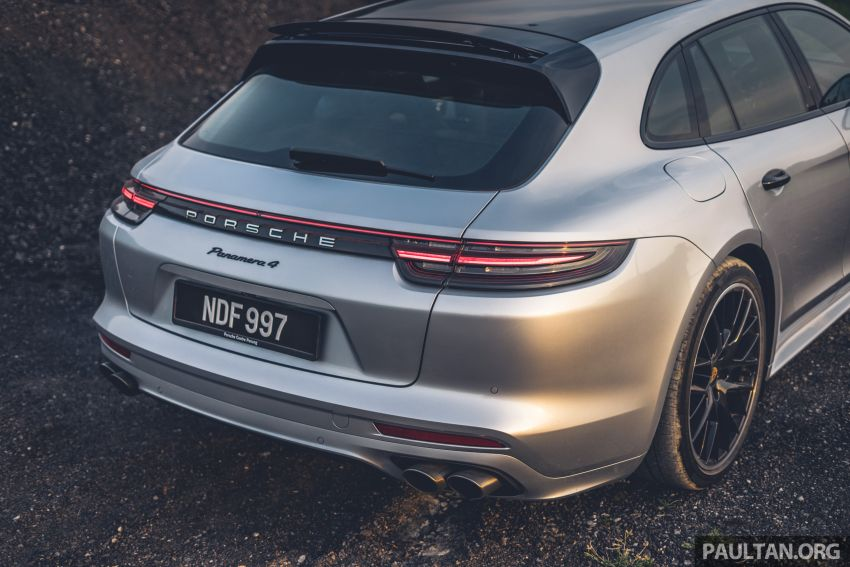 Porsche Club Malaysia Drive of the Year 2019: driving back to KL in Cayenne and Panamera Sport Turismo Image #933378