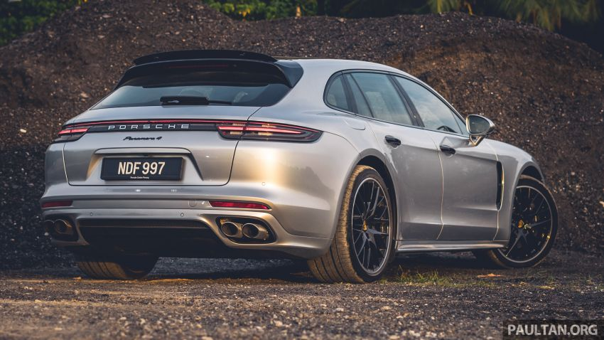 Porsche Club Malaysia Drive of the Year 2019: driving back to KL in Cayenne and Panamera Sport Turismo Image #933381