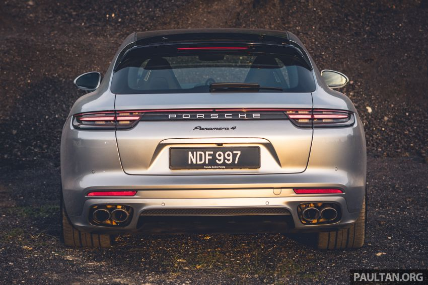 Porsche Club Malaysia Drive of the Year 2019: driving back to KL in Cayenne and Panamera Sport Turismo Image #933382