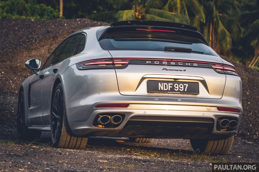 Porsche Club Malaysia Drive of the Year 2019: driving back to KL in Cayenne and Panamera Sport Turismo Image #933383