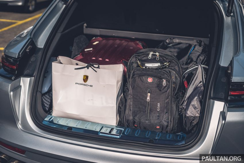 Porsche Club Malaysia Drive of the Year 2019: driving back to KL in Cayenne and Panamera Sport Turismo Image #933384