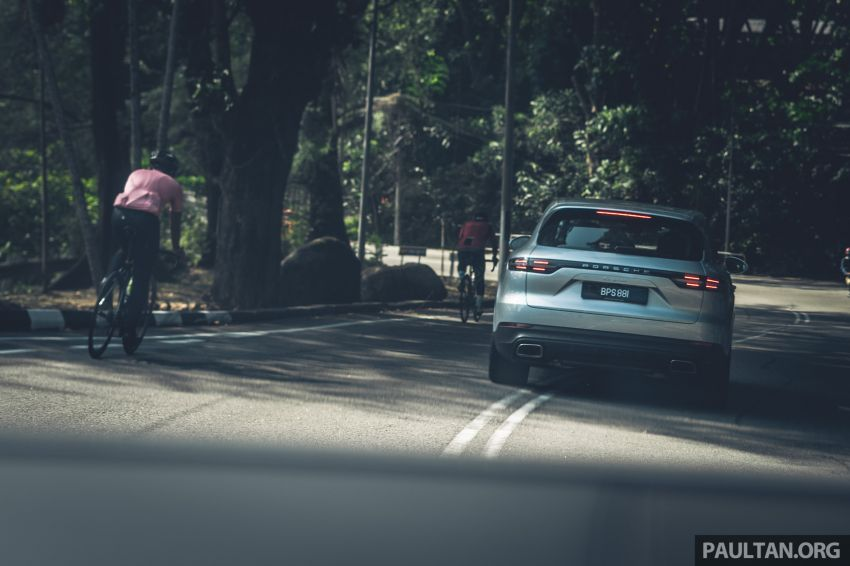 Porsche Club Malaysia Drive of the Year 2019: driving back to KL in Cayenne and Panamera Sport Turismo Image #933385
