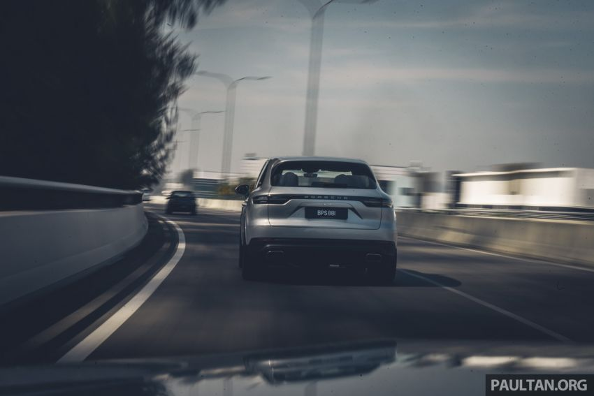 Porsche Club Malaysia Drive of the Year 2019: driving back to KL in Cayenne and Panamera Sport Turismo Image #933387