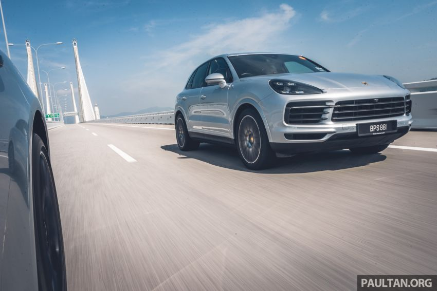 Porsche Club Malaysia Drive of the Year 2019: driving back to KL in Cayenne and Panamera Sport Turismo Image #933390