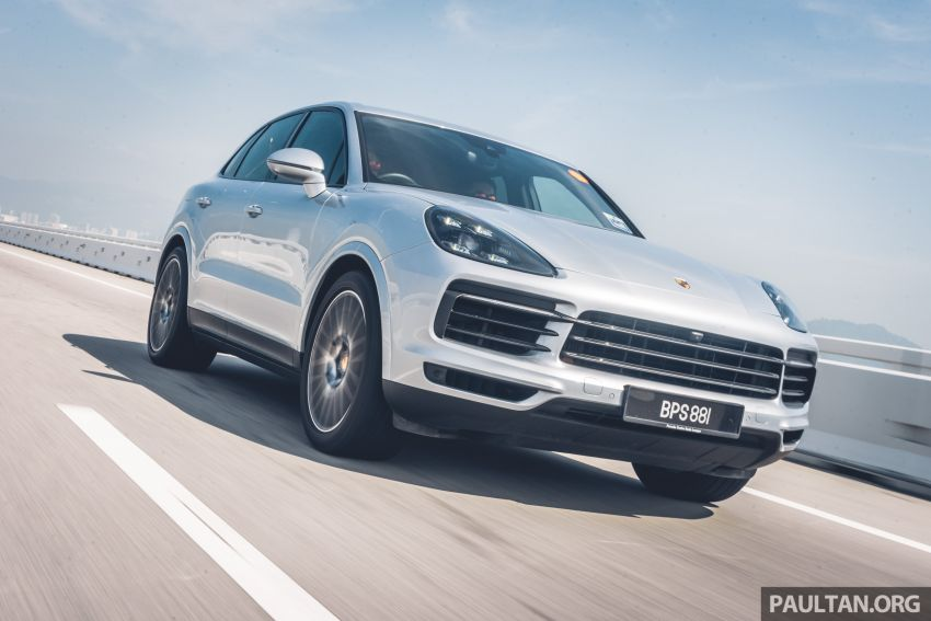 Porsche Club Malaysia Drive of the Year 2019: driving back to KL in Cayenne and Panamera Sport Turismo Image #933391