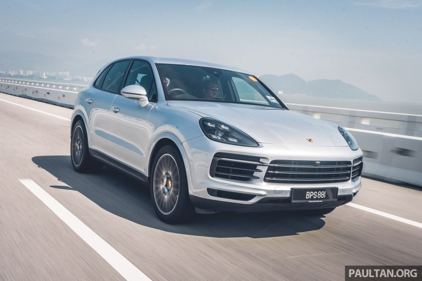Porsche Club Malaysia Drive of the Year 2019: driving back to KL in Cayenne and Panamera Sport Turismo Image #933393