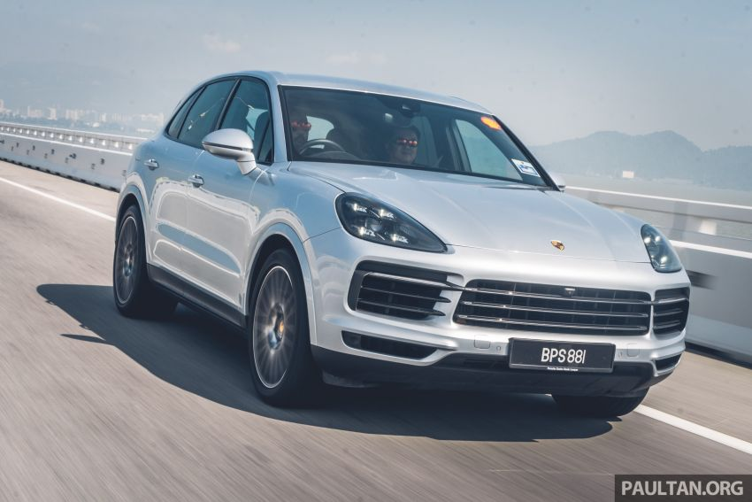 Porsche Club Malaysia Drive of the Year 2019: driving back to KL in Cayenne and Panamera Sport Turismo Image #933394