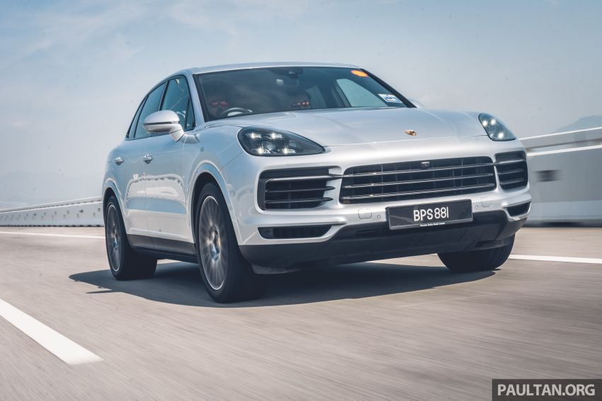 Porsche Club Malaysia Drive of the Year 2019: driving back to KL in Cayenne and Panamera Sport Turismo Image #933395