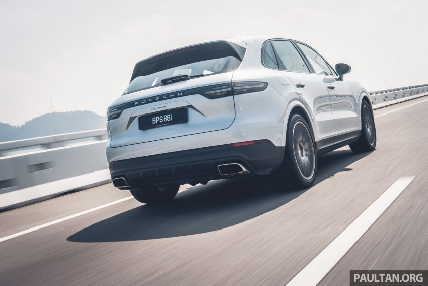 Porsche Club Malaysia Drive of the Year 2019: driving back to KL in Cayenne and Panamera Sport Turismo Image #933397
