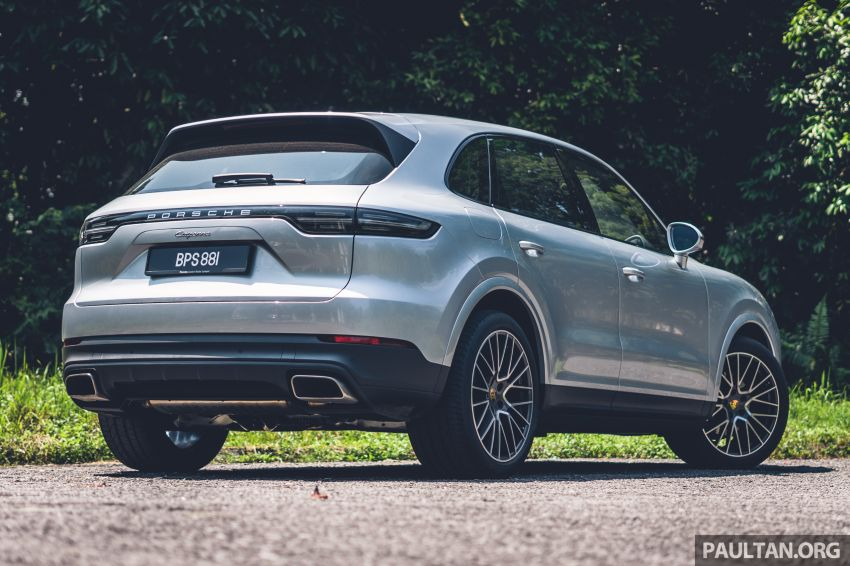 Porsche Club Malaysia Drive of the Year 2019: driving back to KL in Cayenne and Panamera Sport Turismo Image #933399