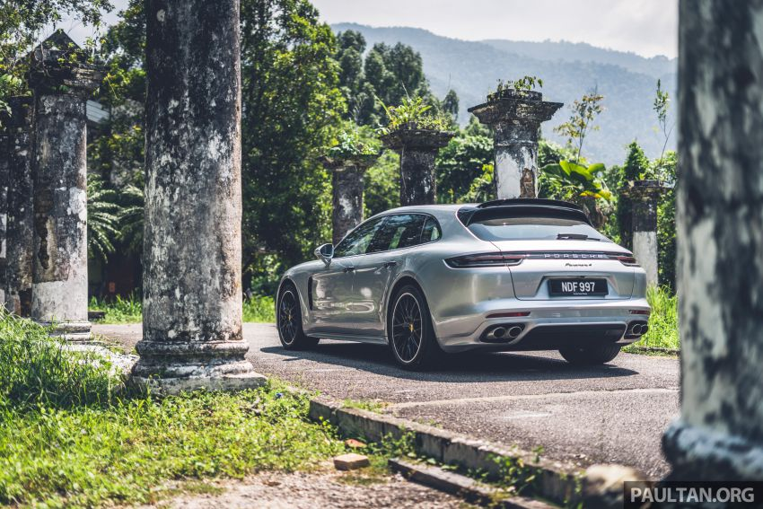 Porsche Club Malaysia Drive of the Year 2019: driving back to KL in Cayenne and Panamera Sport Turismo Image #933400