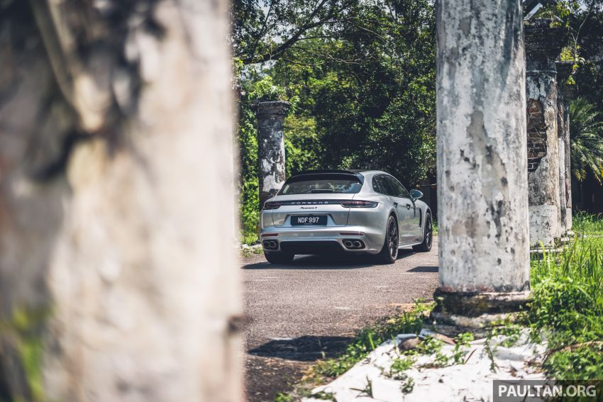 Porsche Club Malaysia Drive of the Year 2019: driving back to KL in Cayenne and Panamera Sport Turismo Image #933401