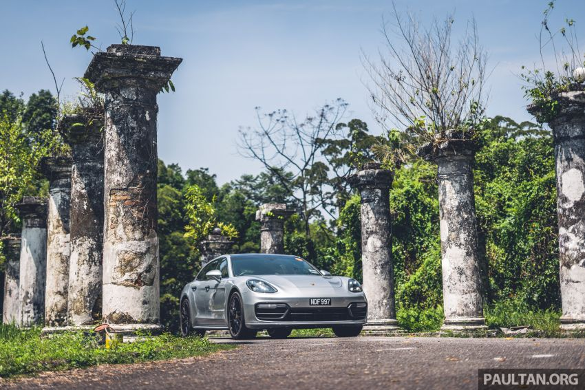 Porsche Club Malaysia Drive of the Year 2019: driving back to KL in Cayenne and Panamera Sport Turismo Image #933402