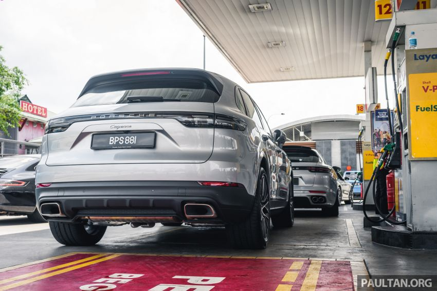Porsche Club Malaysia Drive of the Year 2019 – we tag along on an epic 2,069 km tour around the peninsula Image #930908