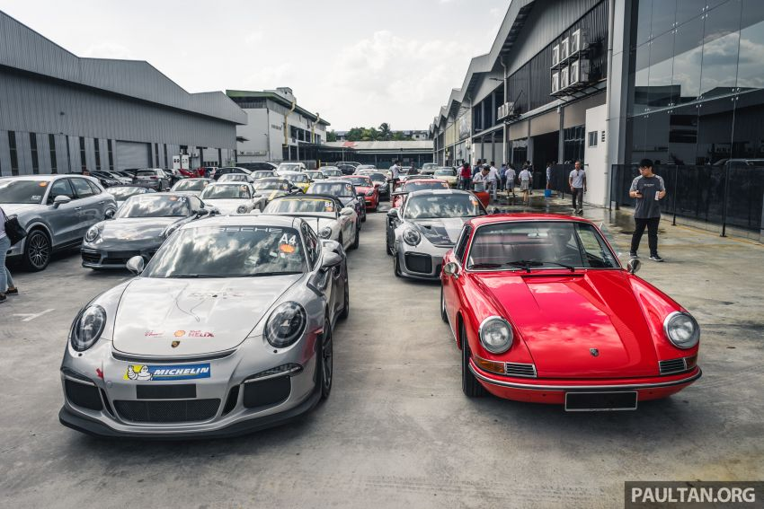 Porsche Club Malaysia Drive of the Year 2019 – we tag along on an epic 2,069 km tour around the peninsula Image #930911