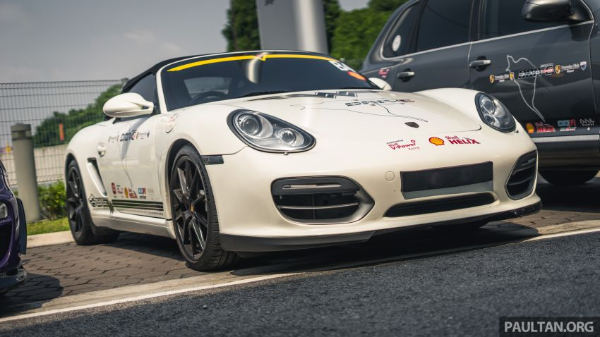 Porsche Club Malaysia Drive of the Year 2019 – we tag along on an epic 2,069 km tour around the peninsula Image #930888