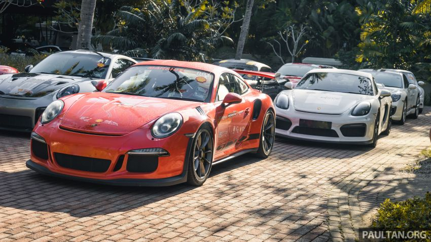 Porsche Club Malaysia Drive of the Year 2019 – we tag along on an epic 2,069 km tour around the peninsula Image #930947