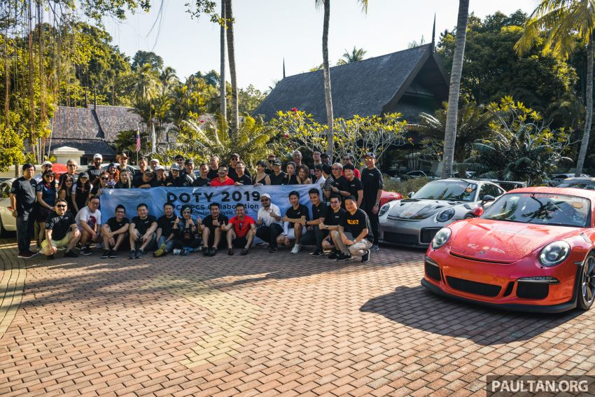 Porsche Club Malaysia Drive of the Year 2019 – we tag along on an epic 2,069 km tour around the peninsula Image #930948