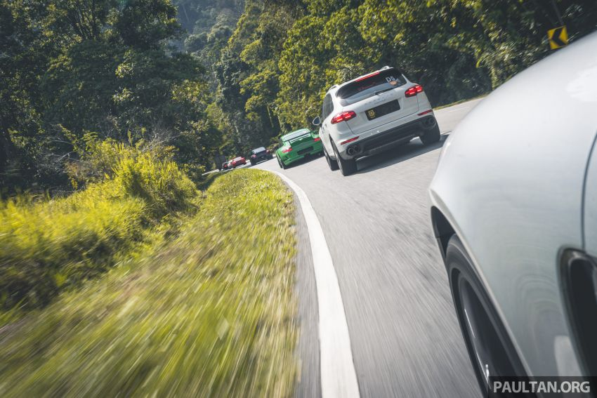 Porsche Club Malaysia Drive of the Year 2019 – we tag along on an epic 2,069 km tour around the peninsula Image #930953