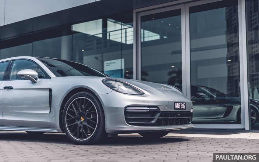 Porsche Club Malaysia Drive of the Year 2019: driving back to KL in Cayenne and Panamera Sport Turismo Image #933271