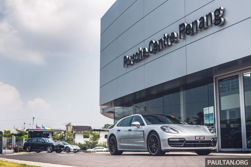 Porsche Club Malaysia Drive of the Year 2019: driving back to KL in Cayenne and Panamera Sport Turismo Image #933273