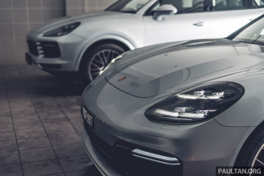 Porsche Club Malaysia Drive of the Year 2019: driving back to KL in Cayenne and Panamera Sport Turismo Image #933274