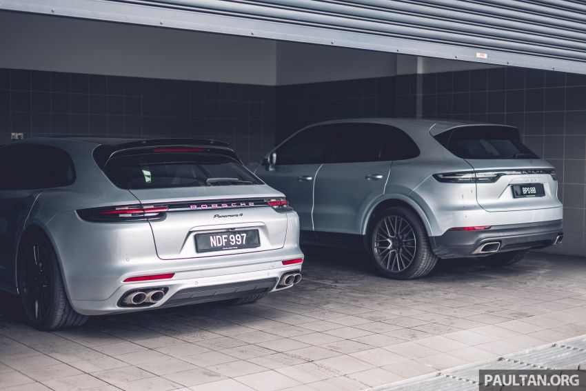 Porsche Club Malaysia Drive of the Year 2019: driving back to KL in Cayenne and Panamera Sport Turismo Image #933276