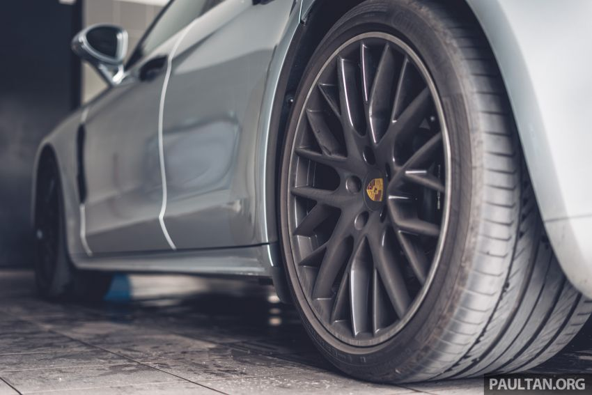 Porsche Club Malaysia Drive of the Year 2019: driving back to KL in Cayenne and Panamera Sport Turismo Image #933283