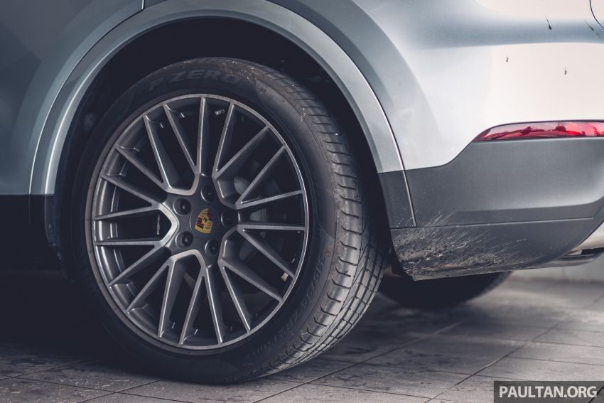 Porsche Club Malaysia Drive of the Year 2019: driving back to KL in Cayenne and Panamera Sport Turismo Image #933285