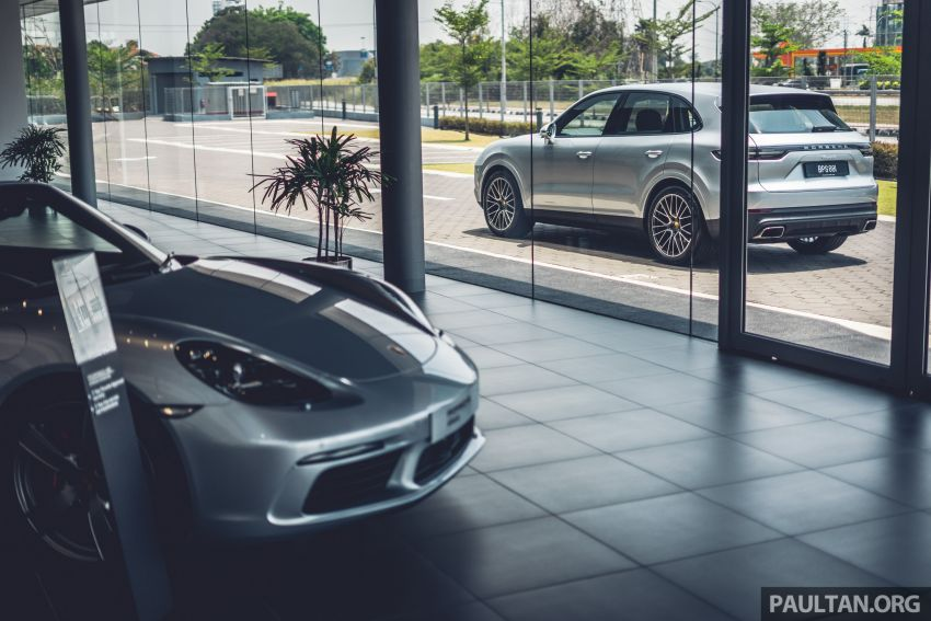 Porsche Club Malaysia Drive of the Year 2019: driving back to KL in Cayenne and Panamera Sport Turismo Image #933286