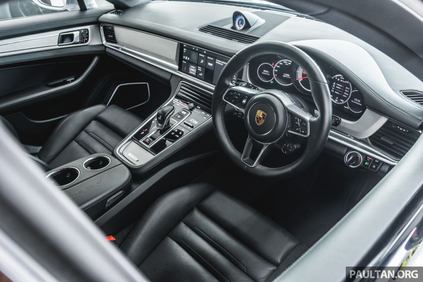 Porsche Club Malaysia Drive of the Year 2019: driving back to KL in Cayenne and Panamera Sport Turismo Image #933293