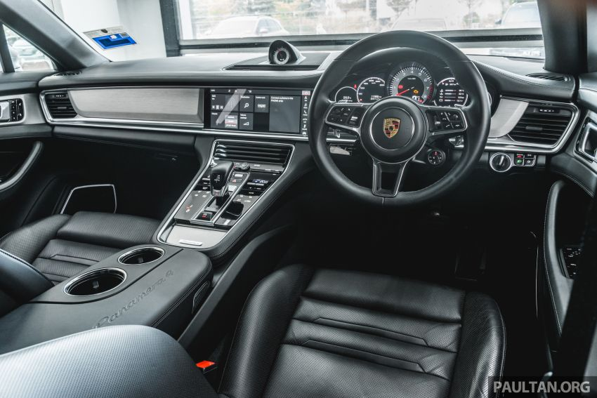 Porsche Club Malaysia Drive of the Year 2019: driving back to KL in Cayenne and Panamera Sport Turismo Image #933294