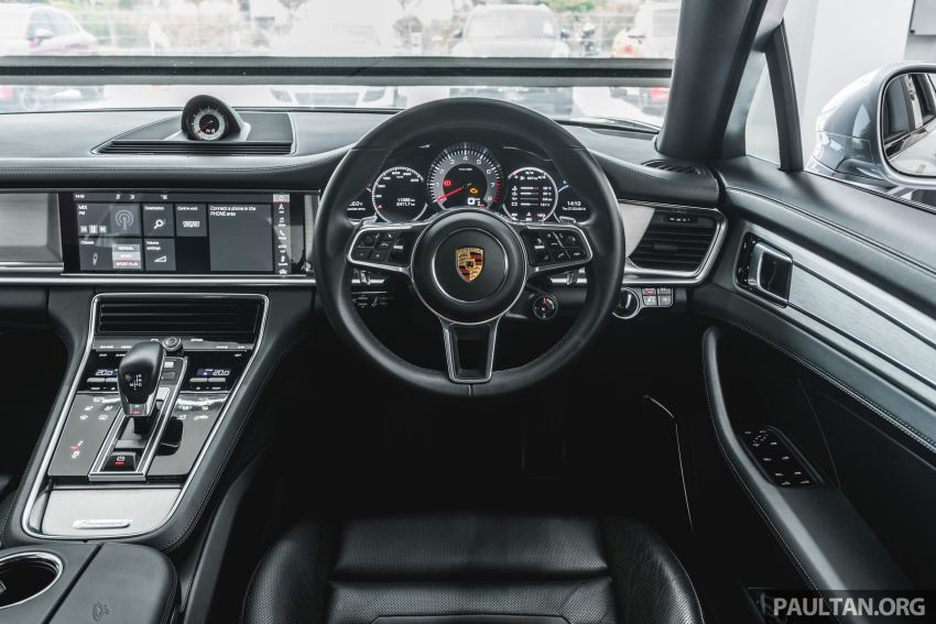 Porsche Club Malaysia Drive of the Year 2019: driving back to KL in Cayenne and Panamera Sport Turismo Image #933296