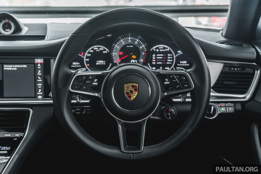Porsche Club Malaysia Drive of the Year 2019: driving back to KL in Cayenne and Panamera Sport Turismo Image #933297