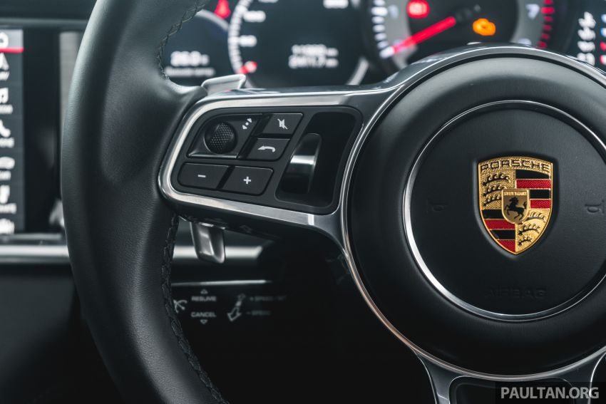 Porsche Club Malaysia Drive of the Year 2019: driving back to KL in Cayenne and Panamera Sport Turismo Image #933299