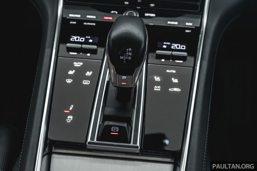 Porsche Club Malaysia Drive of the Year 2019: driving back to KL in Cayenne and Panamera Sport Turismo Image #933300