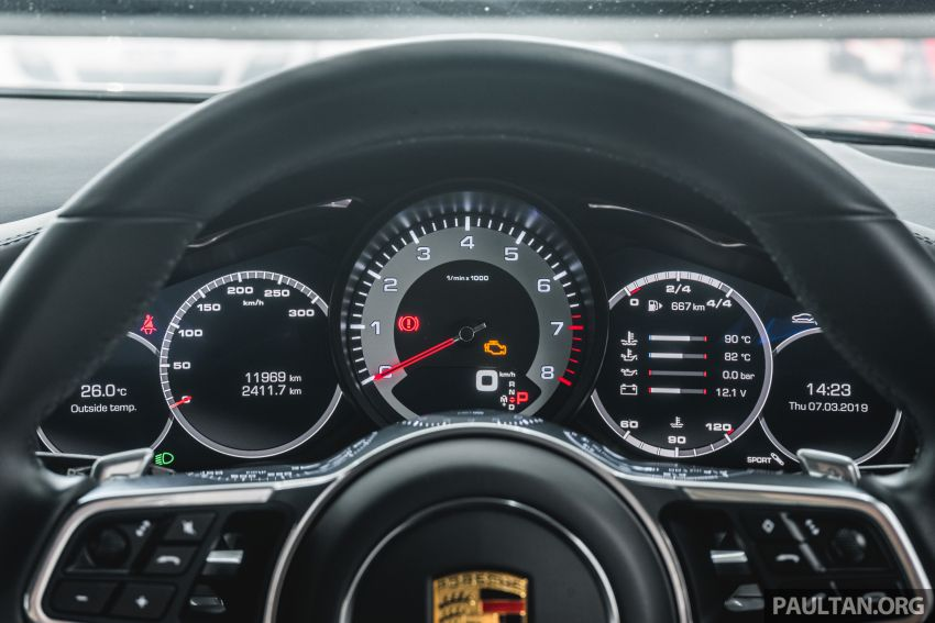 Porsche Club Malaysia Drive of the Year 2019: driving back to KL in Cayenne and Panamera Sport Turismo Image #933302