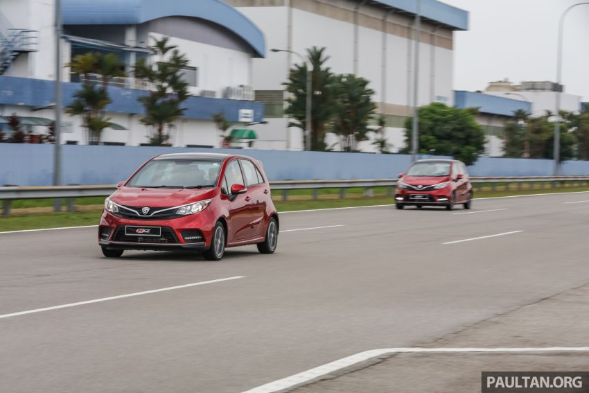 FIRST DRIVE: 2019 Proton Iriz – a more in-depth look Image #928068