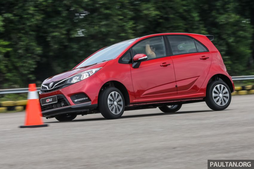 FIRST DRIVE: 2019 Proton Iriz – a more in-depth look Image #928069