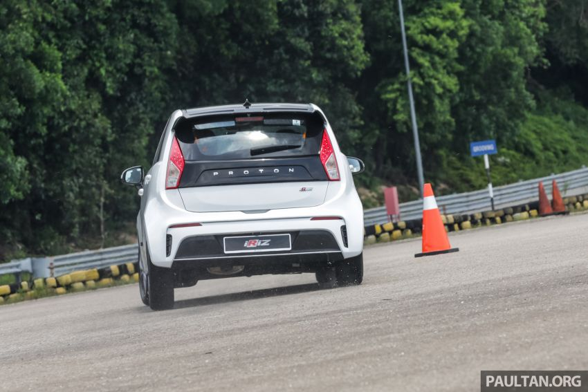 FIRST DRIVE: 2019 Proton Iriz – a more in-depth look Image #928070